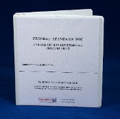 FED-STD-595C SPEC BOOK (Classic Plus Edition)